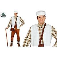 194209b7c623 Guirca Costume vestito pastore presepe Natale carnevale uomo 42350