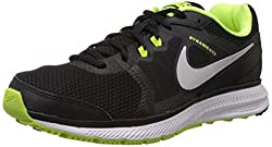 Nike Mens Zoom Winflo Black,Metallic Silver,Volt,Dark Grey Running Shoes -7 UK/India (41 EU)(8 US)