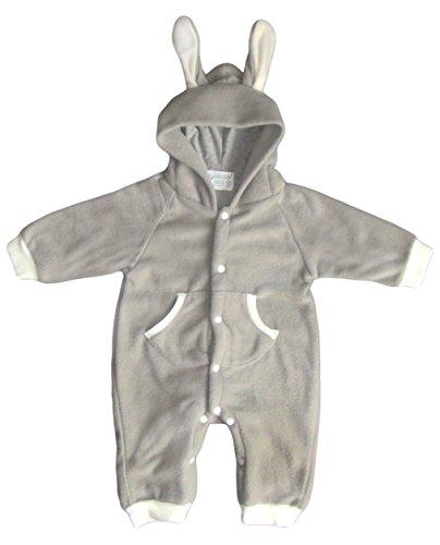 DAS ORIGINAL BOMIO® Baby Overall aus Fleece