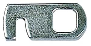 Générique - Came crochet pour serrure type batteuse - Modèle.911-3 - Long.à l'axe mm.30 -