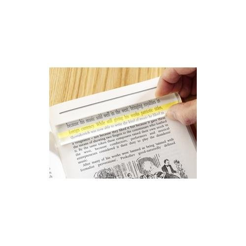 line-reader-line-tracking-text-magnifier-with-highlighter-optical-quality-2x-magnification
