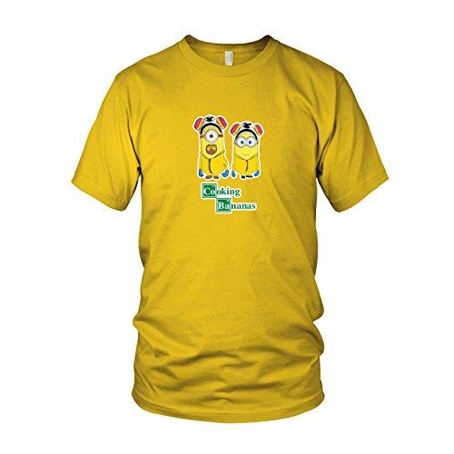 rren T-Shirt, Größe: XXL, Farbe: gelb ()