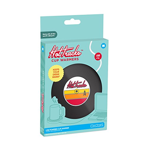 Mustard Hot Tracks - Posavasos calentador de tazas...