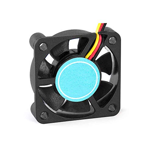 XiHone Brushless 1PCS 40mm x 10mm 4010 DC 12V 0.10A 3Pin Brushless Silent-Cooler Cooling Fan for Desktop PC