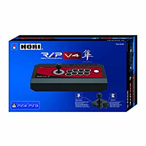 Manette Real Arcade Fighting Stick Pro pour PS4
