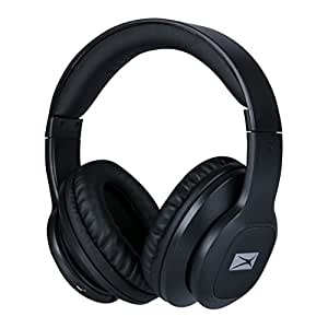 Altec Lansing MZW300-BLK On-Ear Headphones (Black)