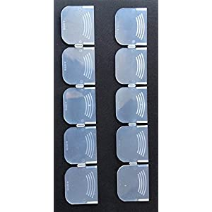 Cross-Stich-Corner 10 x TRENNWÄNDE passend zur CSC Organisationsbox Big- Box XL