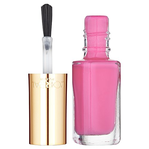 L Oréal Paris Make- Up Designer Color Riche Le Vernis 242 Pink O Pop Rosa esmalte de uñas -  esmaltes de uñas (Rosa,  Pink O Pop,  1 pieza(s),  20 mm,  70 mm,  20 mm)
