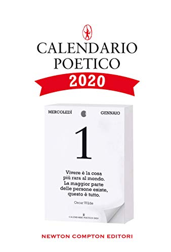 Calendario poetico 2020 (Italian Edition) eBook: Amazon.es: Tienda ...
