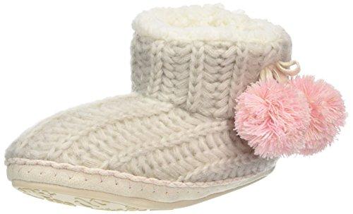 Pantofole Pigro Lulu Dogz Ladies Grigio