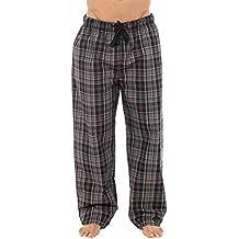 Tom Franks para hombre cuadros Lounge pijama pantalones