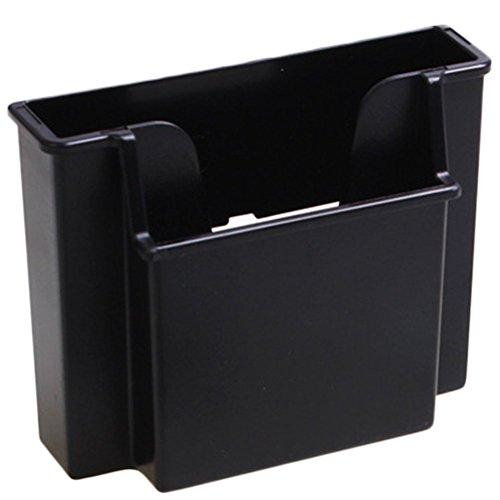Chytaii Auto Aufbewahrungsbox Autositz Seitentasche KFZ Klimaanlage Organizer hängbar für Auto Autositz Lütungsschlitz schwarz