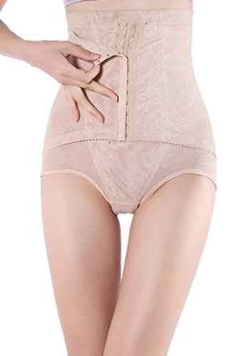 Toyobuy Femme Panty Minceur Fonctionnel Collants Sculptante Lingerie Invisible