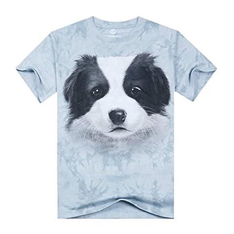 Madhero - T-shirt - Homme Multicolore Bigarré - Multicolore - Large