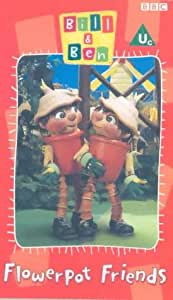 Bill And Ben: Flowerpot Friends [VHS] [2001]