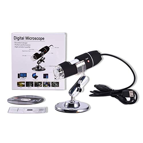 Yogasada Microscopio Digital Portátil Led USB Endoscopio