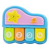 WEofferwhatYOUwant Mein Erstes Spielzeug Instrument, Das Klavier! Musikalische Früherziehung für Babys ab 6 Monate