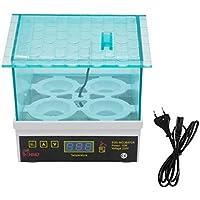 MagiDeal Mini Inkubator Digitale Vollautomatischer Brutkasten Brutmaschine für 4 Eier