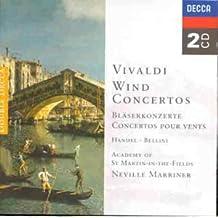 Vivaldi: Wind Concertos; Handel: Oboe Concertos; Bellini Oboe Concerto