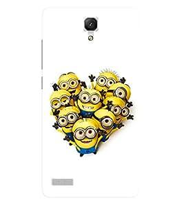 Doyen Creations Designer Printed High Quality Premium case Back Cover For Xiaomi Redmi Note 4G