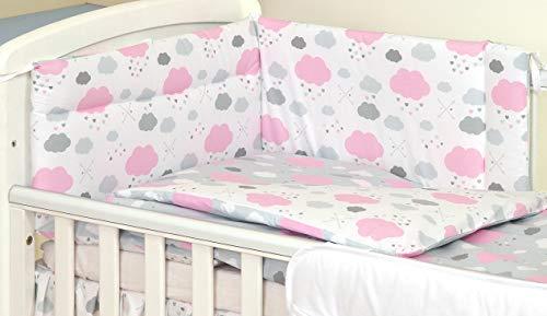 f382fe52911e7 3 PIÈCES Ensemble literie pour lit d enfant   lit bébé linge de lit 100