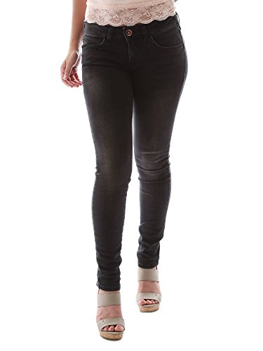 Fornarina BIR1H27D719R65 Jeans Donna Nero 28