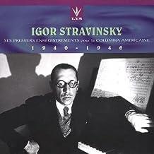 Stravinsky: Recordings (1940-1946)