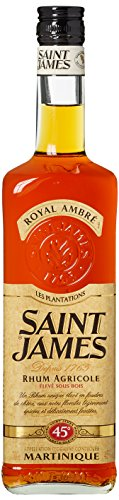 Saint James Royal Ambre Martinique Rhum (1 x 0.7 l)