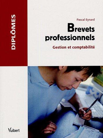 Brevets professionnels : Gestion et comptabilité