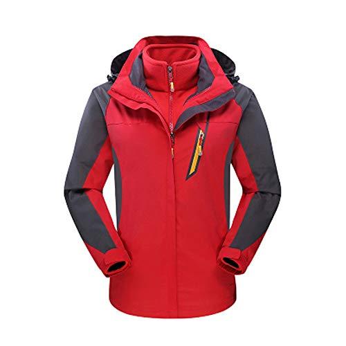 Odjoy-fan-uomo coppia maschio abito a due pezzi impermeabile traspirante all'aperto giacche classics hooded puffer jacket, giacca giubbotto down foderato di pile incappucciato piumino