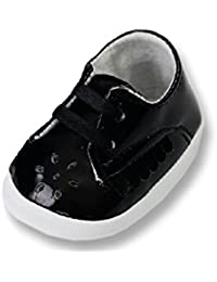 Baby Schuhe Gr Junge Sneaker weiße Lackschuhe Taufe Schnürer 17 Mädchen