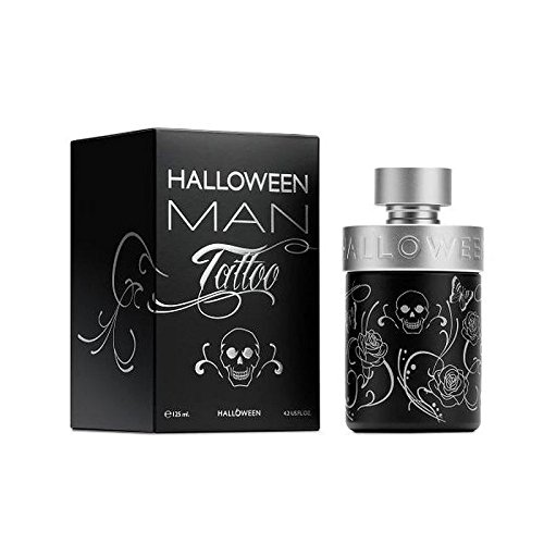 Jesus Del Pozo - Halloween Tattoo Him EDT Vapo 125ml