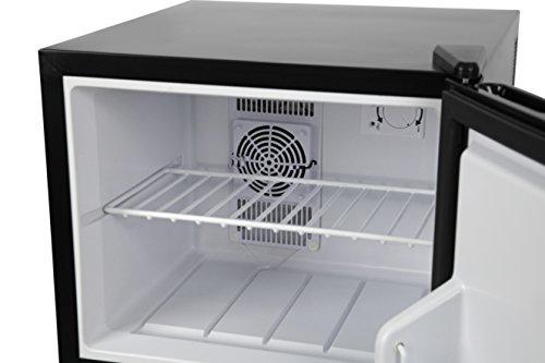 Mini Kühlschrank Schwarz : Russell hobbs rhclrf17b mini kühlschrank 17 liter kühlteil schwarz