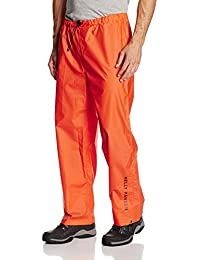 Helly Hansen Workwear 34-070429-290-M - Pantalones impermeables, color naranja, talla M