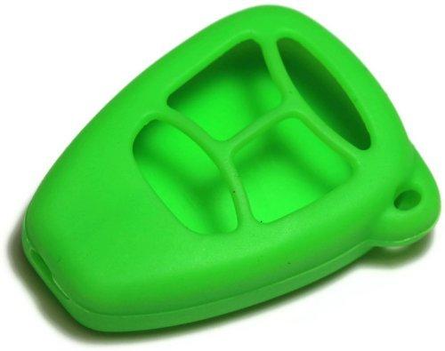 porte-cles-dantegts-vert-silicone-housse-etui-smart-telecommande-pochettes-protection-cle-chaine-com