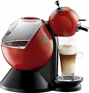 Krups Dolce Gusto KP2106 - coffee makers (Cappuccino, Red, Espresso, 214 x 305 x 332 mm)