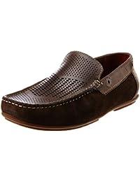 Alberto Torresi Men's Leather Loafers And Mocassins - B00V3DBW78