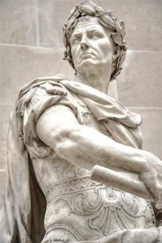 Puzzle 1000 Teile Julius Caesar Marmorstatue Für Erwachsene Kind Über 14 Jahre
