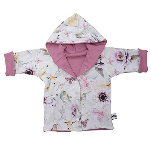 Wendejacke Frühling Brombeer (Babys Frühling Kleidung)