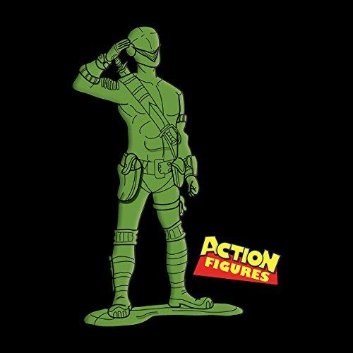 Action Heroes Snake Eyes Men's Vest Black