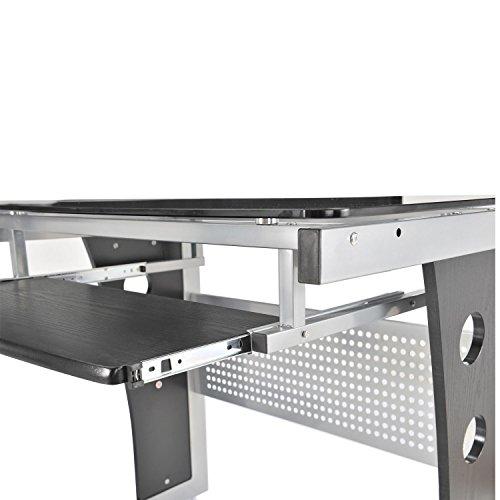 Homcom Gaming Tisch - 6