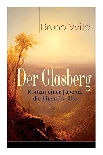 Der Glasberg: Roman einer Jugend, die hinauf wollte