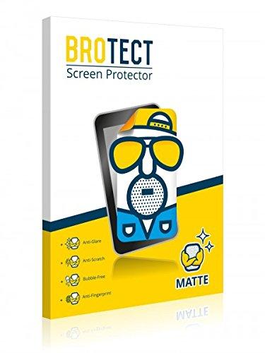 2x BROTECT Protector Pantalla para Garmin Edge 1030 - Mate, Película Antireflejos