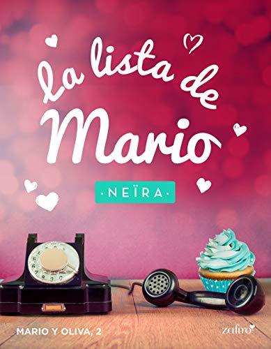 La Lista De Mario por Andrea Longarela