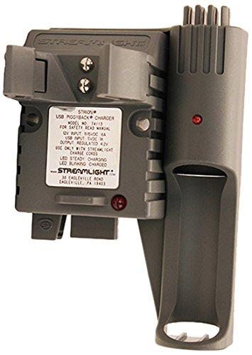 Streamlight Strion USB Piggyback Ladegerät Halter Strion Batterie