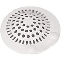 Joyoldelf Hair Catcher Rubber Bath Sink Strainer Shower Drain Cover Trap Basin
