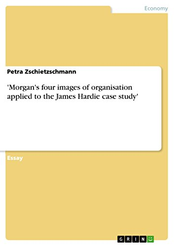 morgans-four-images-of-organisation-applied-to-the-james-hardie-case-study