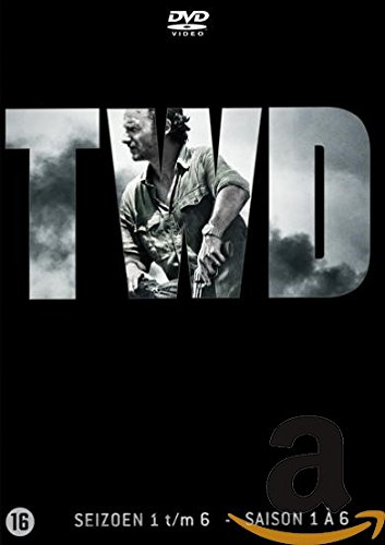 The Walking Dead - L'intégrale des saisons 1 + 2 + 3 + 4 + 5 + 6 Non censuré (Coffret 27 DVD)