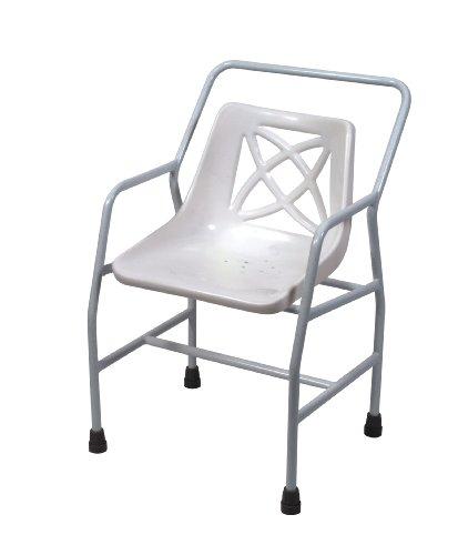 Showerchair heavy duty bucket chair seat height 47cm