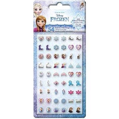 Reine des Neiges Eiskönigin–53417–Ohrringe selbstklebend ()